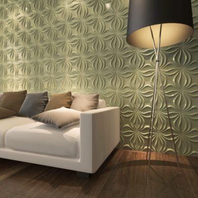 3D PVC Panel / Anatolia