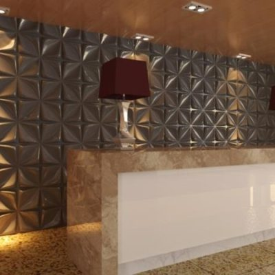 3D PVC Panel / Elegance