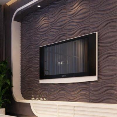 3D PVC Panel / Forever