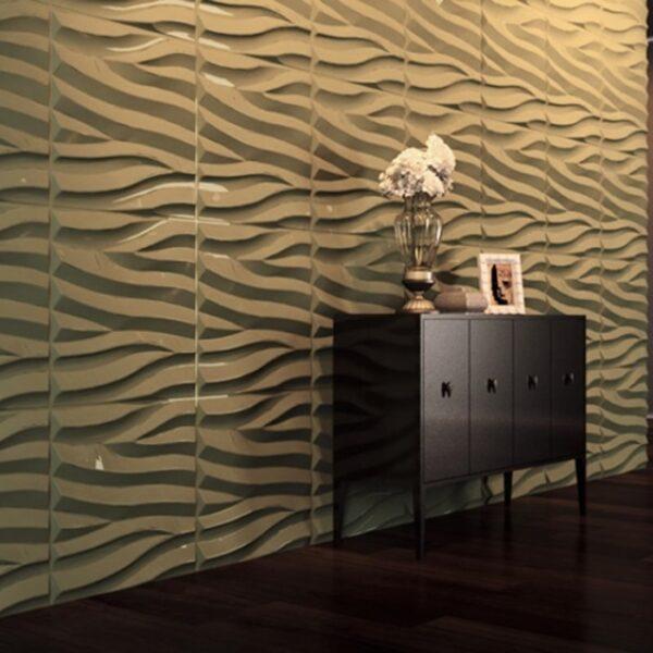 3D PVC Panel / Modern