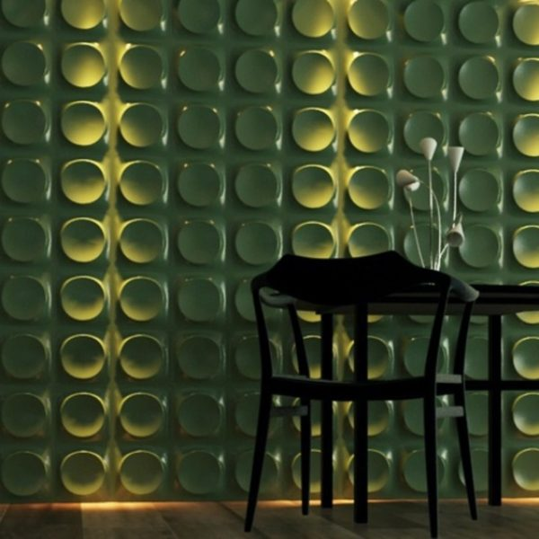 3D PVC Panel / Olips