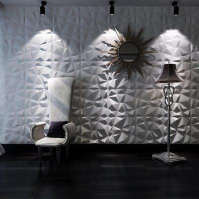 3D PVC Panel / Prestij
