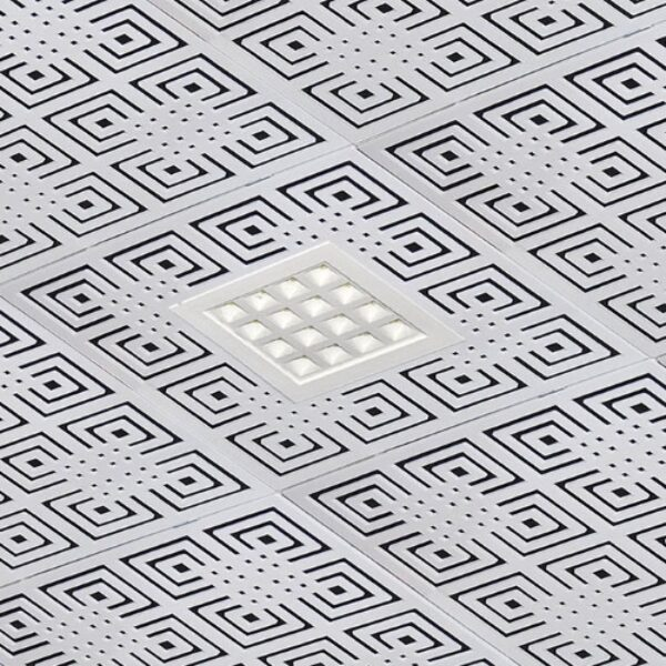 Deko Tavan / Labirent (30×30) Clip-in Sistem