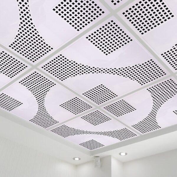 Deko Tavan / Geo (60×60) Lay-on Sistem