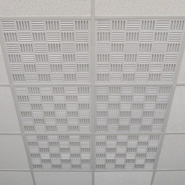Deko Tavan / Hasır (60×60) Lay-on Sistem