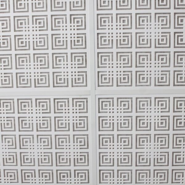 Deko Tavan / Labirent (60×60) Lay-on Sistem