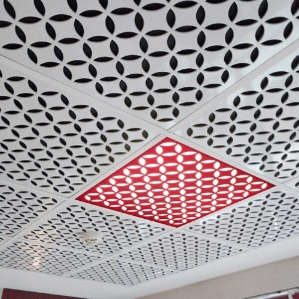 Deko Tavan / Yıldız (60×60) Lay-on Sistem