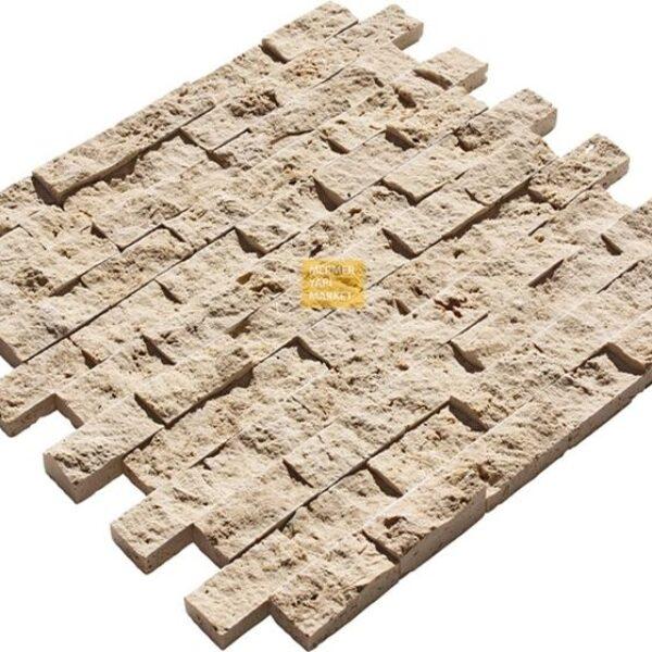 Klasik Traverten Patlatma Mozaik