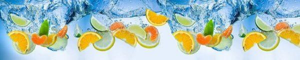 3D Cam Tezgah Alnı / Buz Su