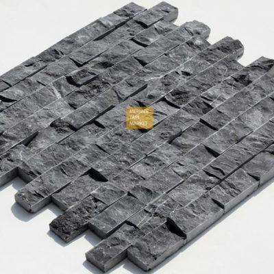 Toros Siyah Patlatma Mozaik