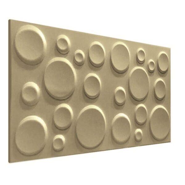 3D Strafor Panel / Kabartma