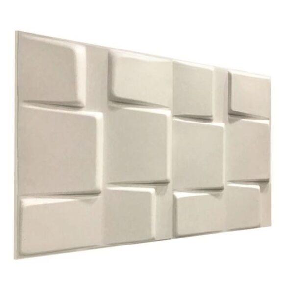 3D Strafor Panel / Kare