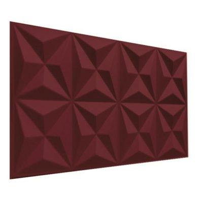 3D Strafor Panel / Piramit